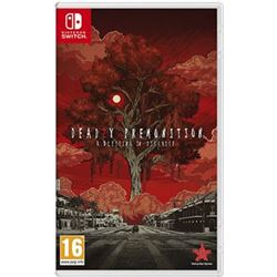 Nintendo 2525481 juego switch deadly premonition 2: a blessing in disguise - 2525481