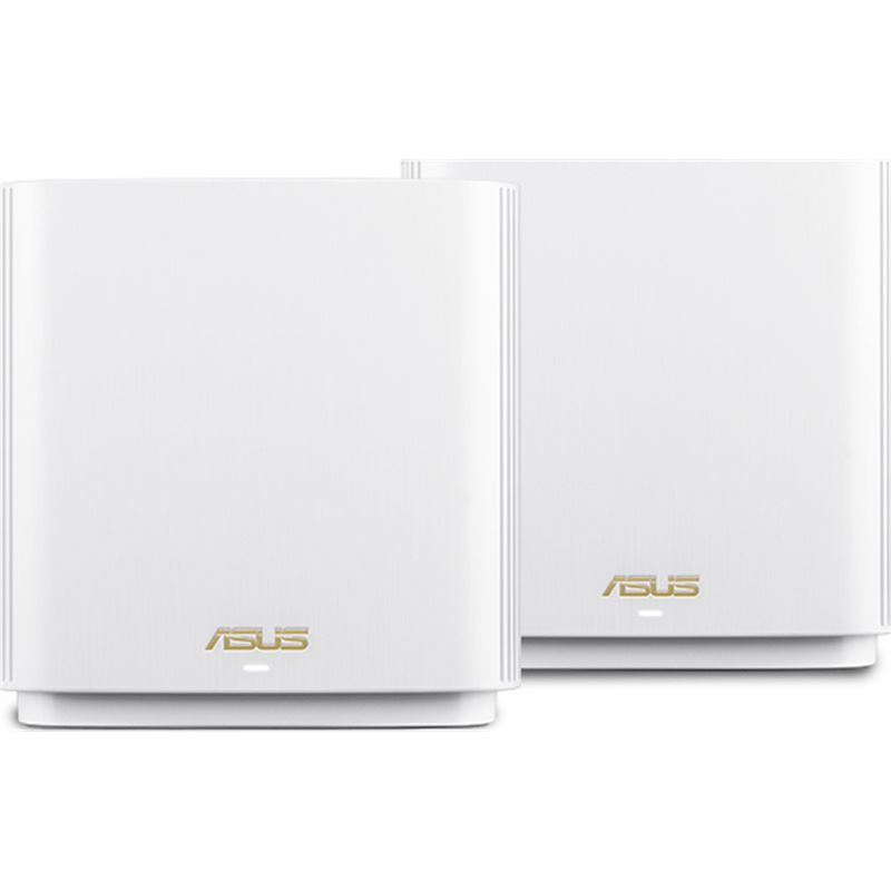 Asus 90IG0590-MO3G80 wireless router zenwifi ax xt8 blanco packx2 - 90IG0590-MO3G80