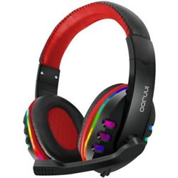 Innjoo IJ-GAM HEADSET auriculares gaming con micrófono headset/ jack 3.5/ usb/ rojo - IJ-GAM HEADSET RED