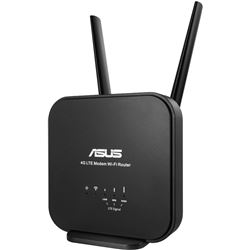 Asus 90IG0570-BM3200 wireless router 4g-n12 b1 Routers - 90IG0570-BM3200
