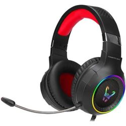 Woxter GM26-076 auriculares gaming con micrófono stinger rx 930 h/ usb 2.0/ negros - GM26-076