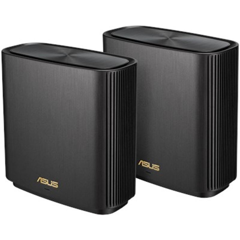 Asus 90IG0590-MO3G60 wireless router zenwifi ax xt8 (packx2) negro - 90IG0590-MO3G60