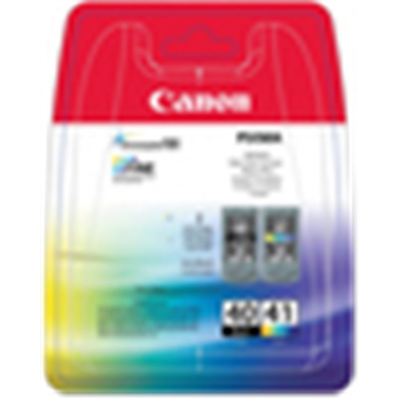 Canon 0615B043 cartucho orig pack pg-40/cl-41 multipack - 060200219