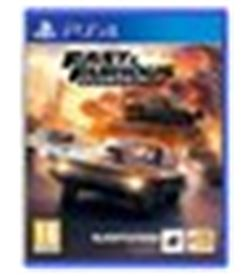 Sony 113541 juego ps4 fast furious crossroads Juegos - A0029845