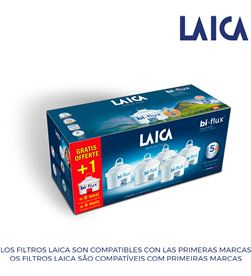 Laica pack filtros 5+1 8033224607986 PRODUCTOS - 76518
