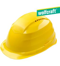 Wolfcraft casco protector amarillo. 4006885485303 PRODUCTOS WOLFCRAFT - 82646 #19
