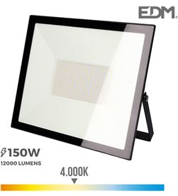 Edm foco proyector led 150w 4000k 8425998703382 PROYECTORES - 70338